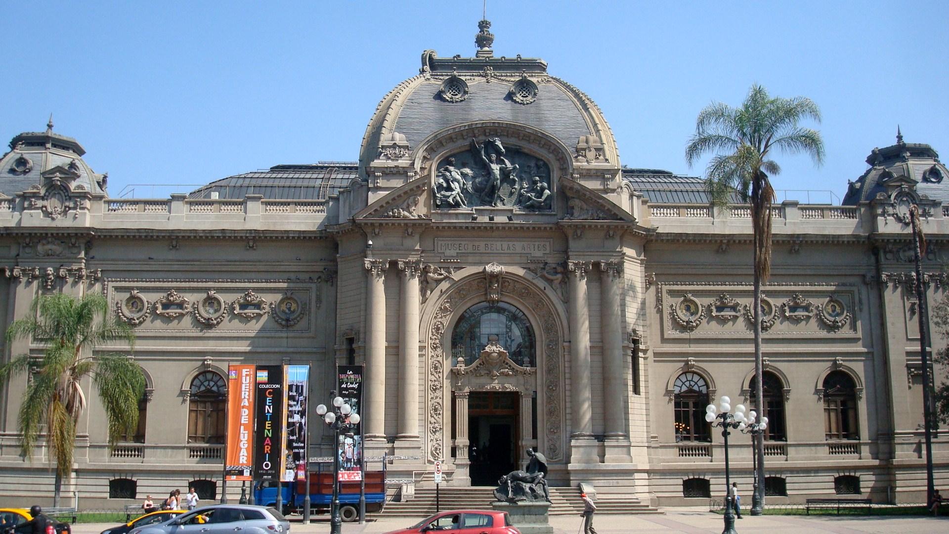 Salon Floor Plan Museu Nacional De Belas Artes Brasil Conhecendo O Rio